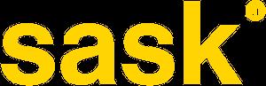 SASK - Suomen Ammattiliittojen Solidaarisuuskeskus -logo