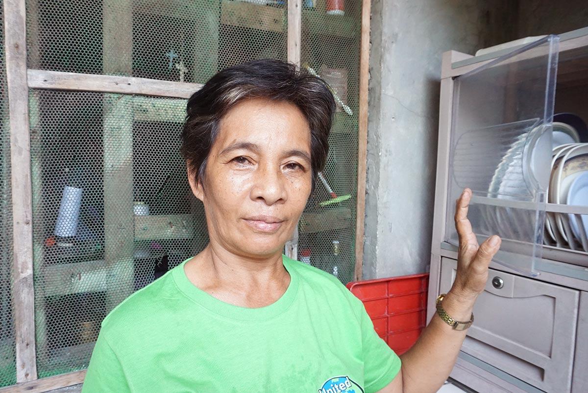 Filippiiniläinen kotiapulainen