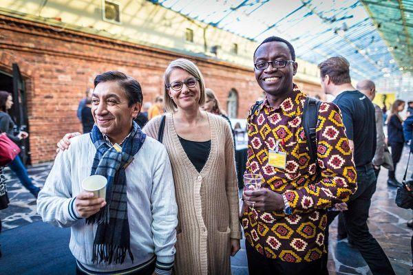 SASKin Solidaarisuuspäivien osallistujia vuodelta 2016